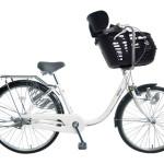 イオンバイク ミルフィール子供乗せ自転車1人用