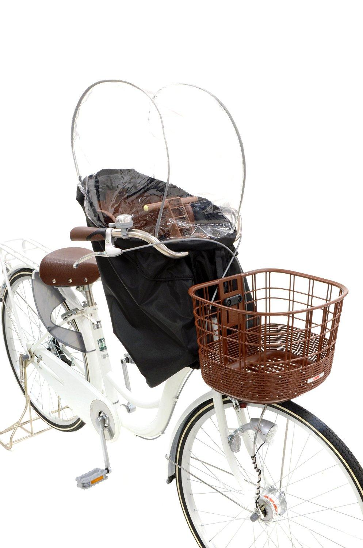 子供乗せ自転車のレインカバー ...